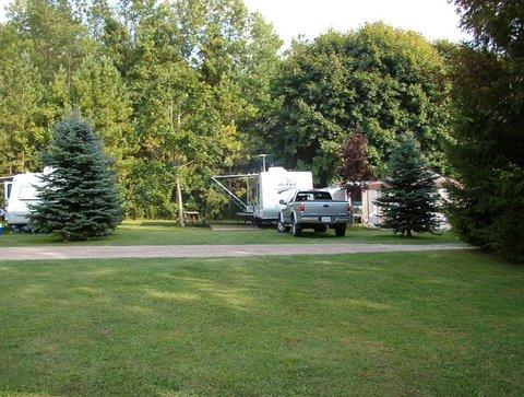 Perfect Overnight Camping Near MacGregor Point  Kincardine Ontario