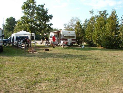 Luxury Overnight Camping Near MacGregor Point  Kincardine Ontario
