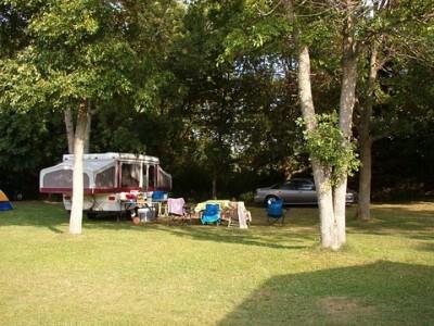 Original Overnight Camping Near MacGregor Point  Kincardine Ontario