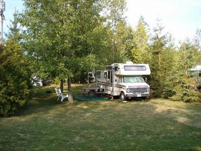 Cool Overnight Camping Near MacGregor Point  Kincardine Ontario