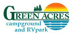 logo green acres.campground kincardine