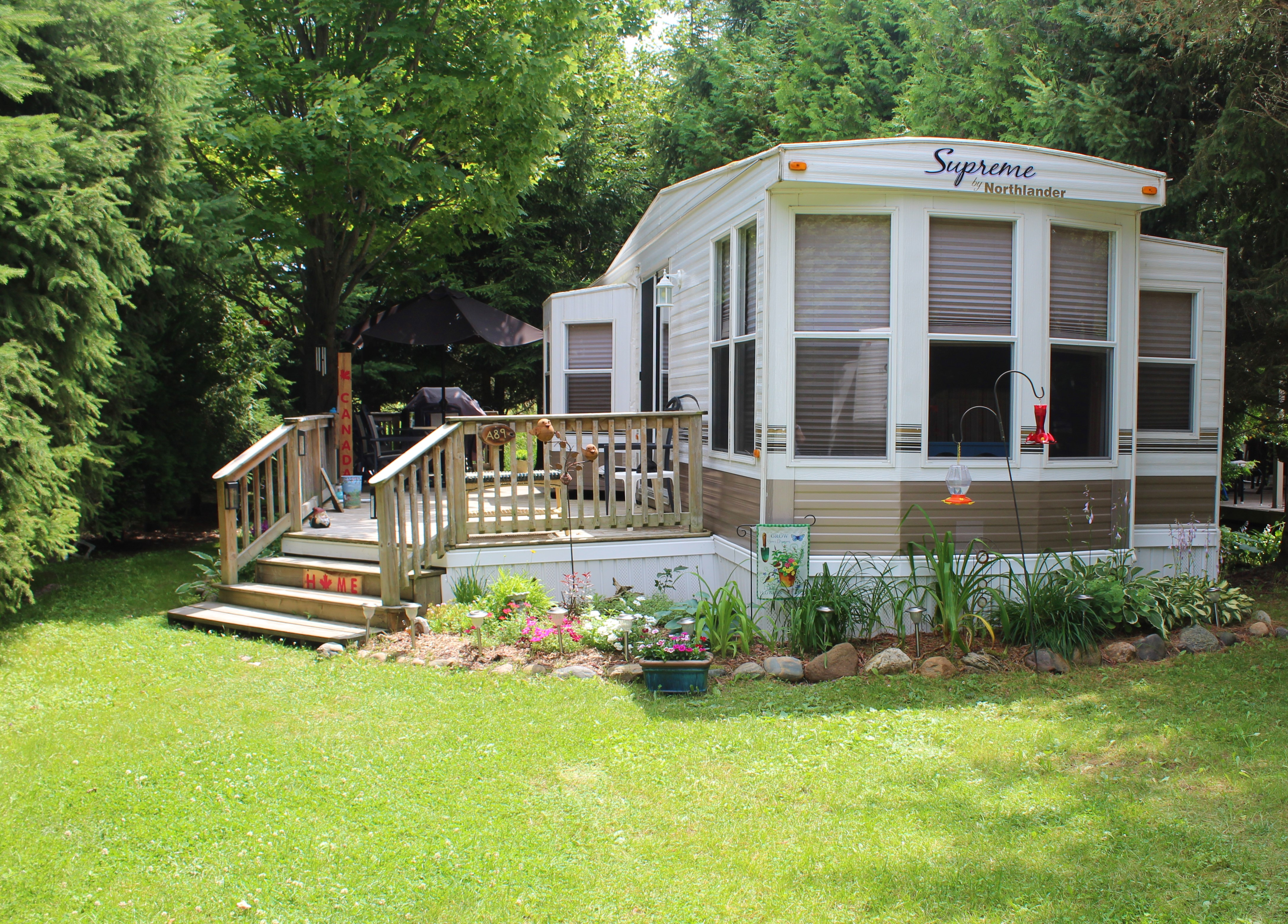 Trailers for Sale | Green Acres Campground | Kincardine, Ontario
